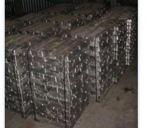 Ligas de aluminio, lingotes de aluminio, fabricación de lingotes de aluminio